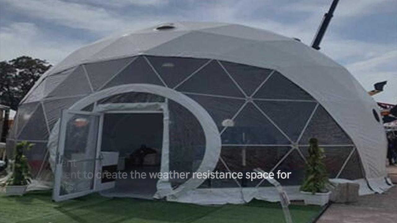 Chine Tents husudbyder - Cosco