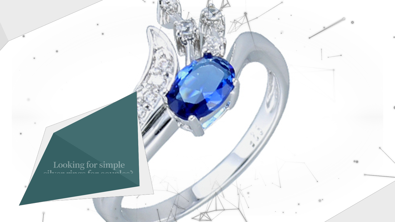 Gioielli da donna in argento sterling 925 con zirconi cubici forma ovale 84757