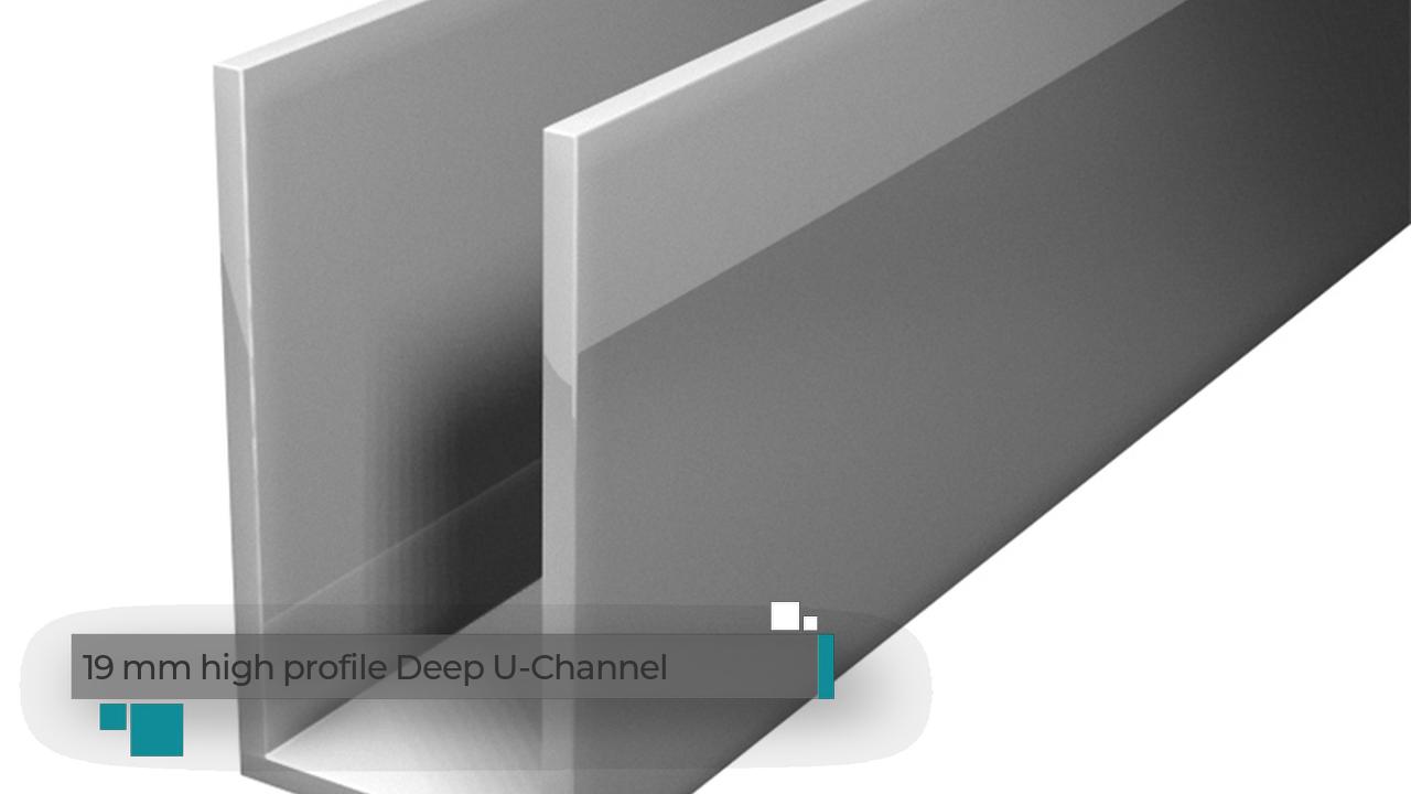 Find Aluminium U Channel & Jiangyi Aluminum Chrome U-profil   JY