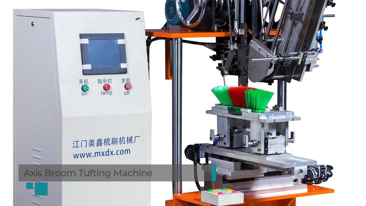 China Meixin Brush Machine Products Display