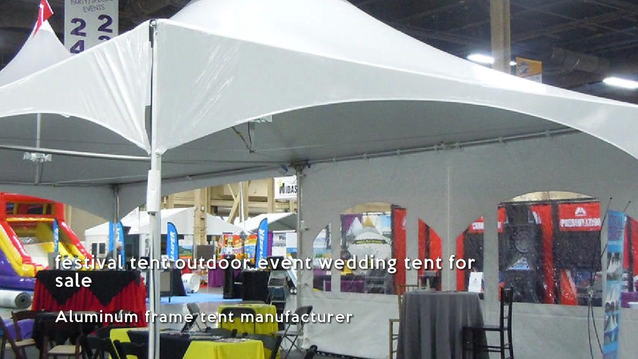 Nhà sản xuất lều khung chuyên nghiệp