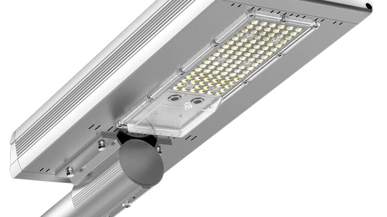 Bonissima qualità intelligente di cuntrollu solare alluminatu lampatu di strada CHZ-DST1