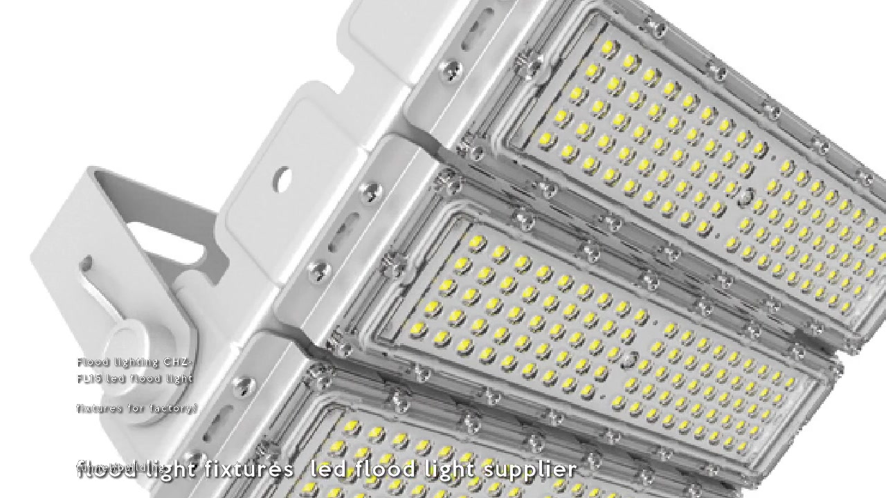Flood lighting CHZ-FL15 led flood light fixtures for factory/tunnel/building