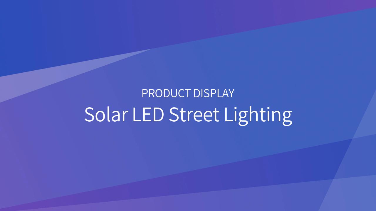 Waterproof Ip65 Cob 40watt Solar LEDStreet Lighting Price List
