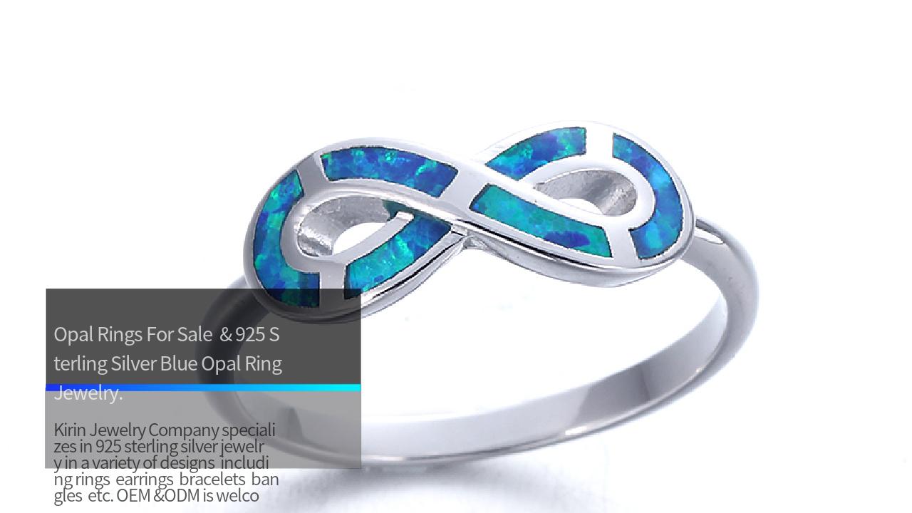 Bijuterii inel opal alb argint 925 pentru cadou de logodnă 103577