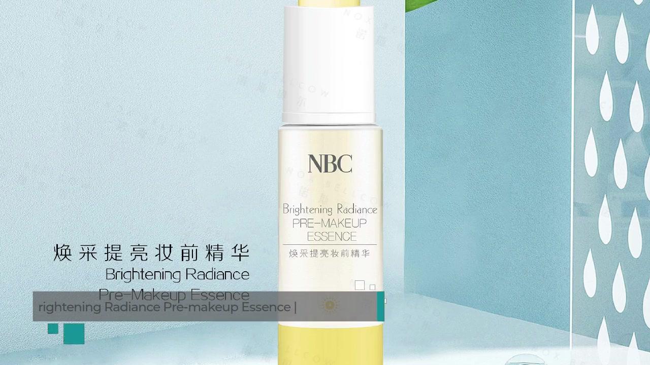 Brightening Radiance Pre-makeup Essence | Nox Bellcow