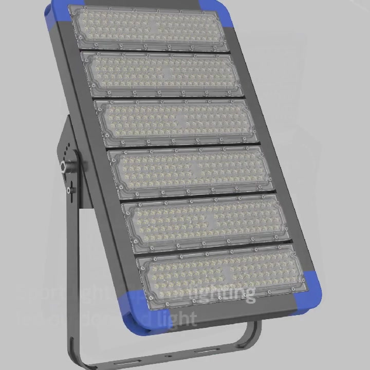 Sport light CHZ- FL34 led outdoor sports lighting