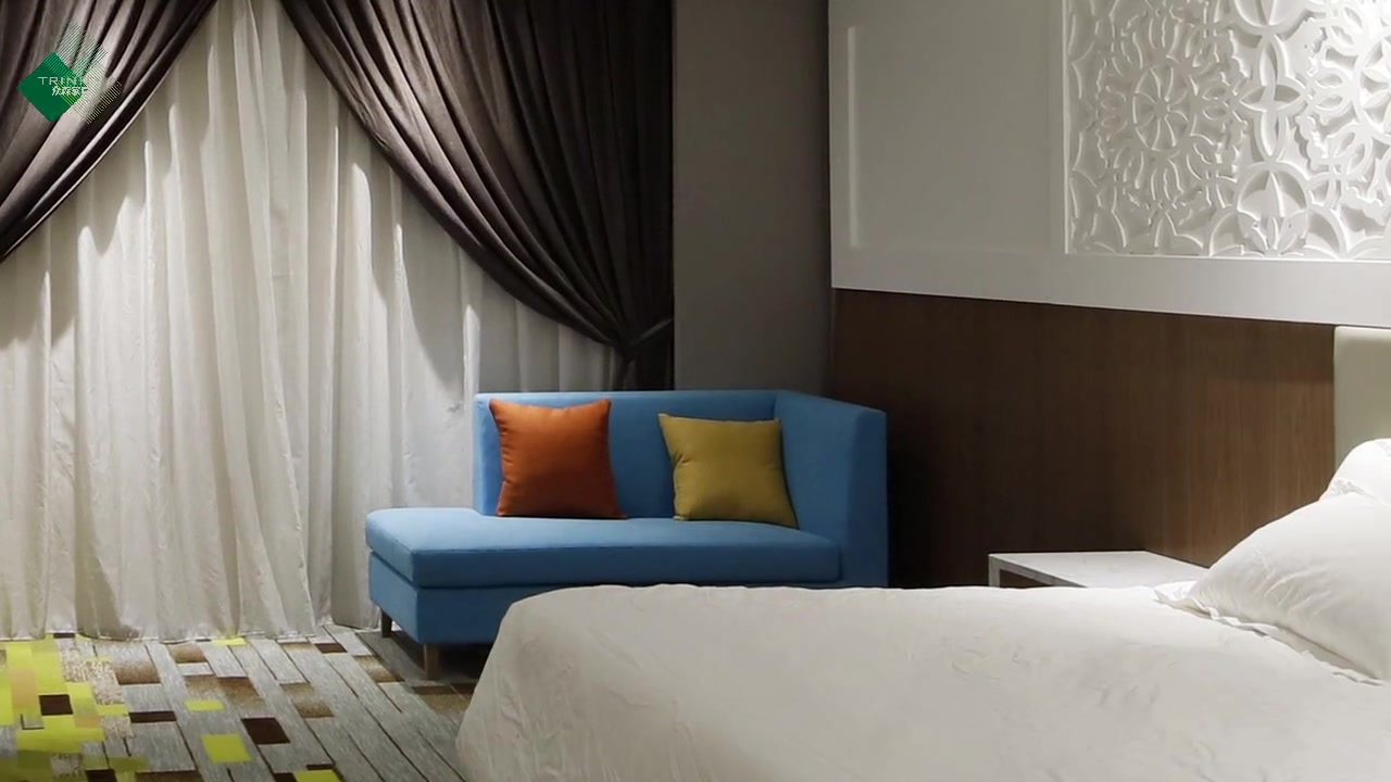 Suite model room - Commercial hotel furniture