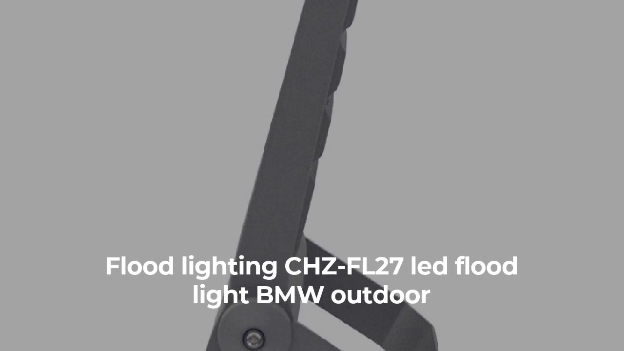Flood lighting CHZ-FL27 led flood light BMW outdoor