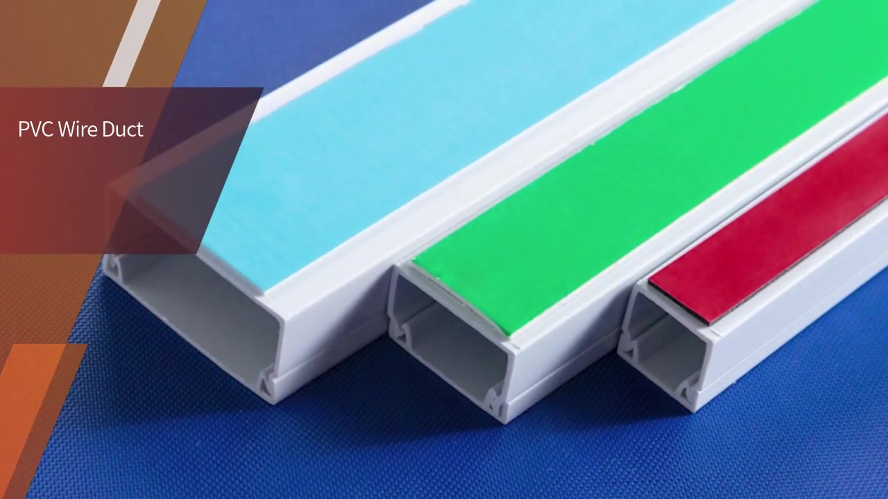 Best China PVC Trunking factory with adhesive Factory Price - Shingfong