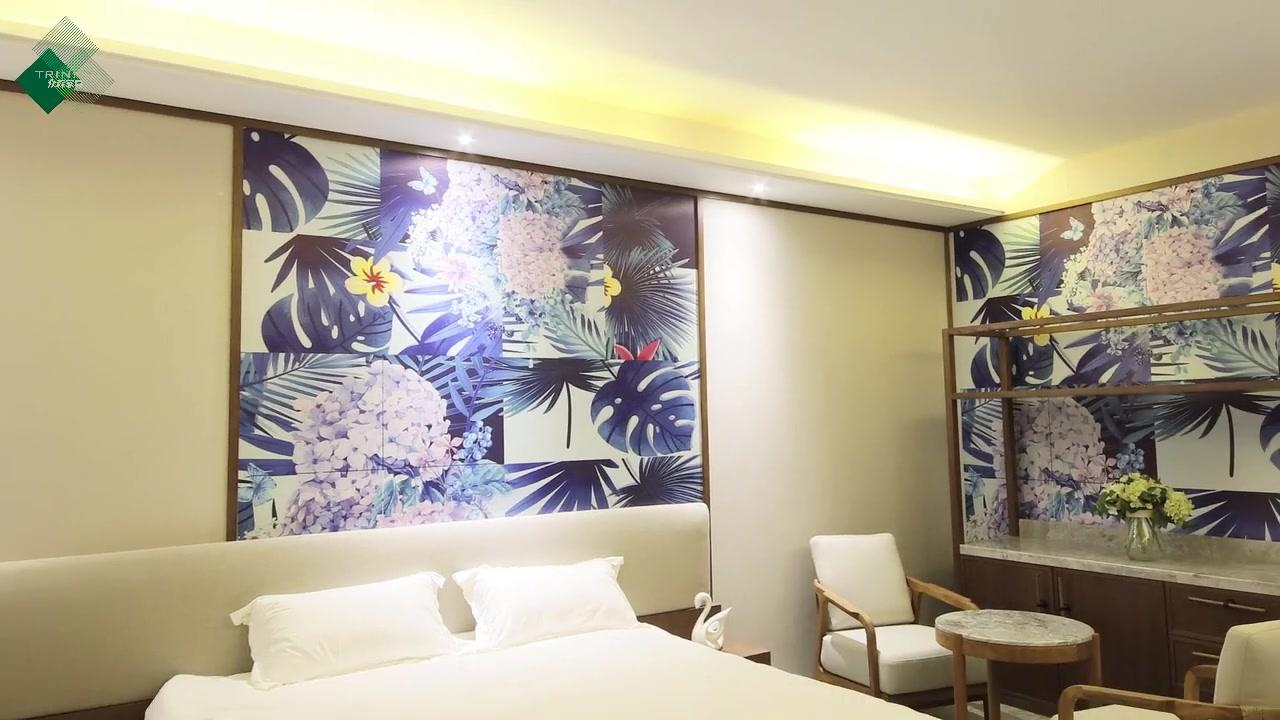 Suite furniture model room - hotel custom furniture