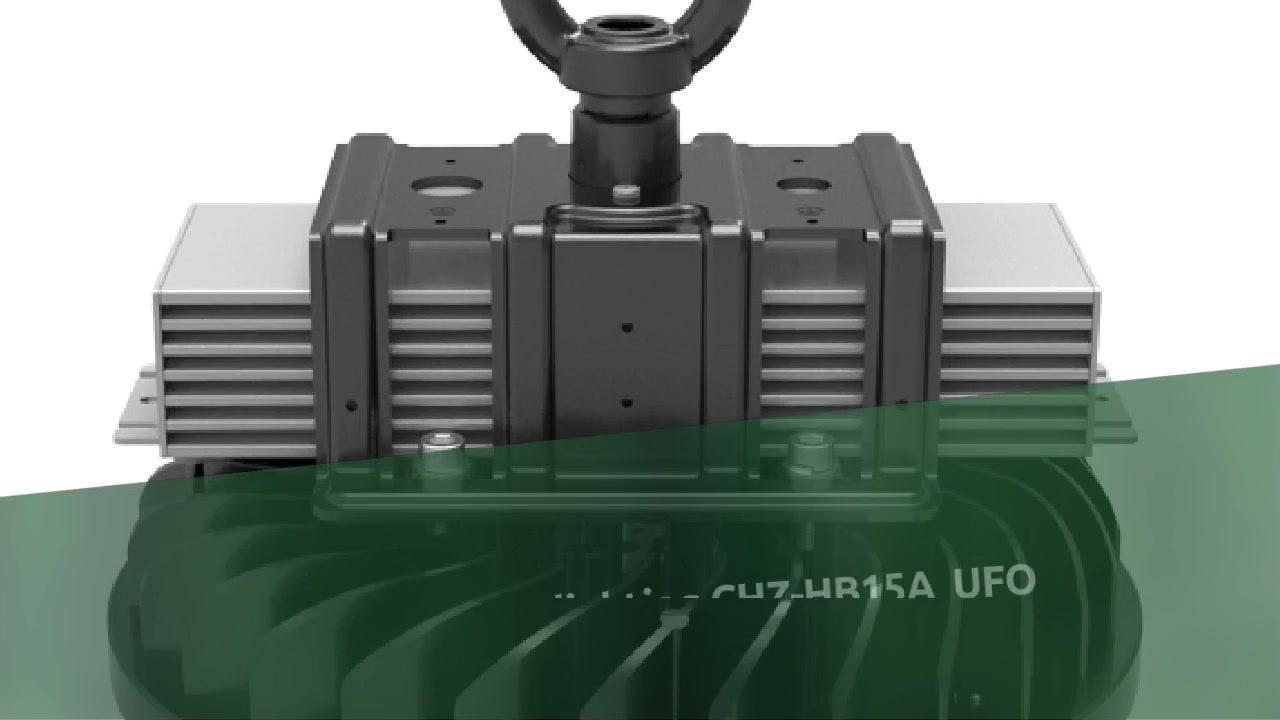 Teollisuuden valaistus CHZ-HB15A UFO -johtoinen korkea syöttölamppu