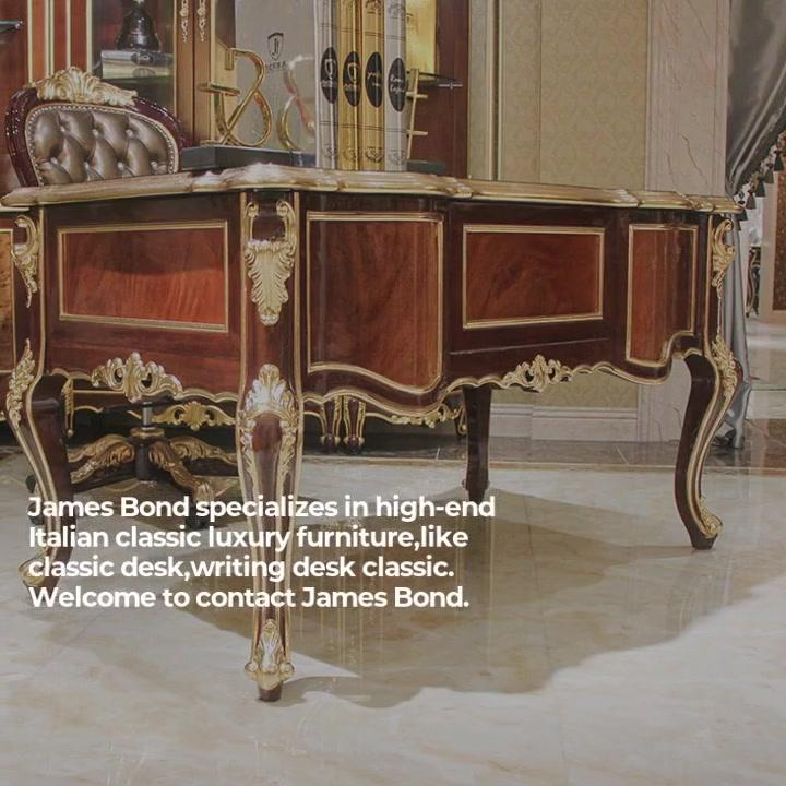 Best scrivania classica di James Bond fornitore di mobili classici