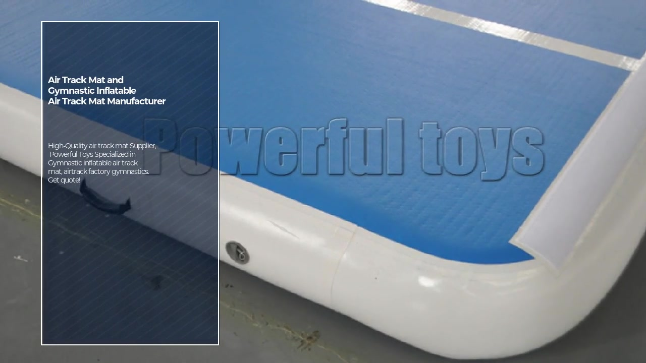 Wholesale inflatable air track mat, inflatable air track mat company