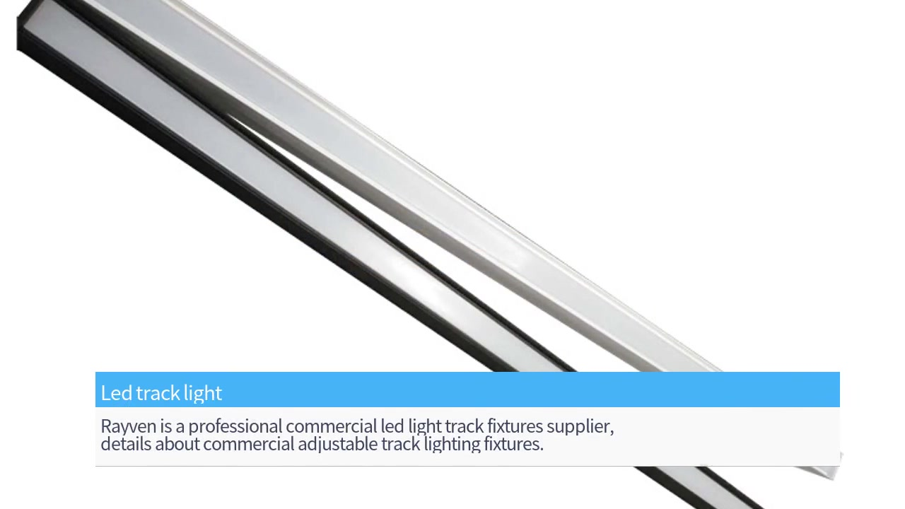 Adjustable Track Lighting Fixtures Led Downlight Linear Light