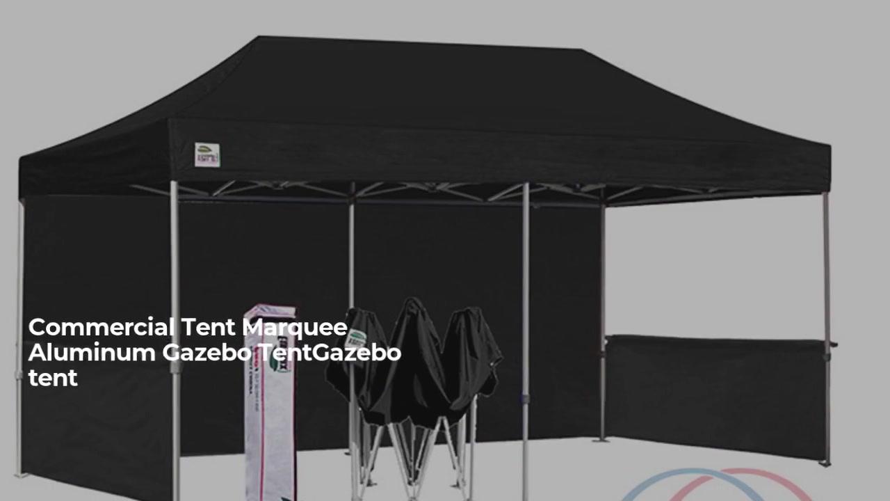 Komersyal na Tolda Marquee Aluminum Gazebo Tent