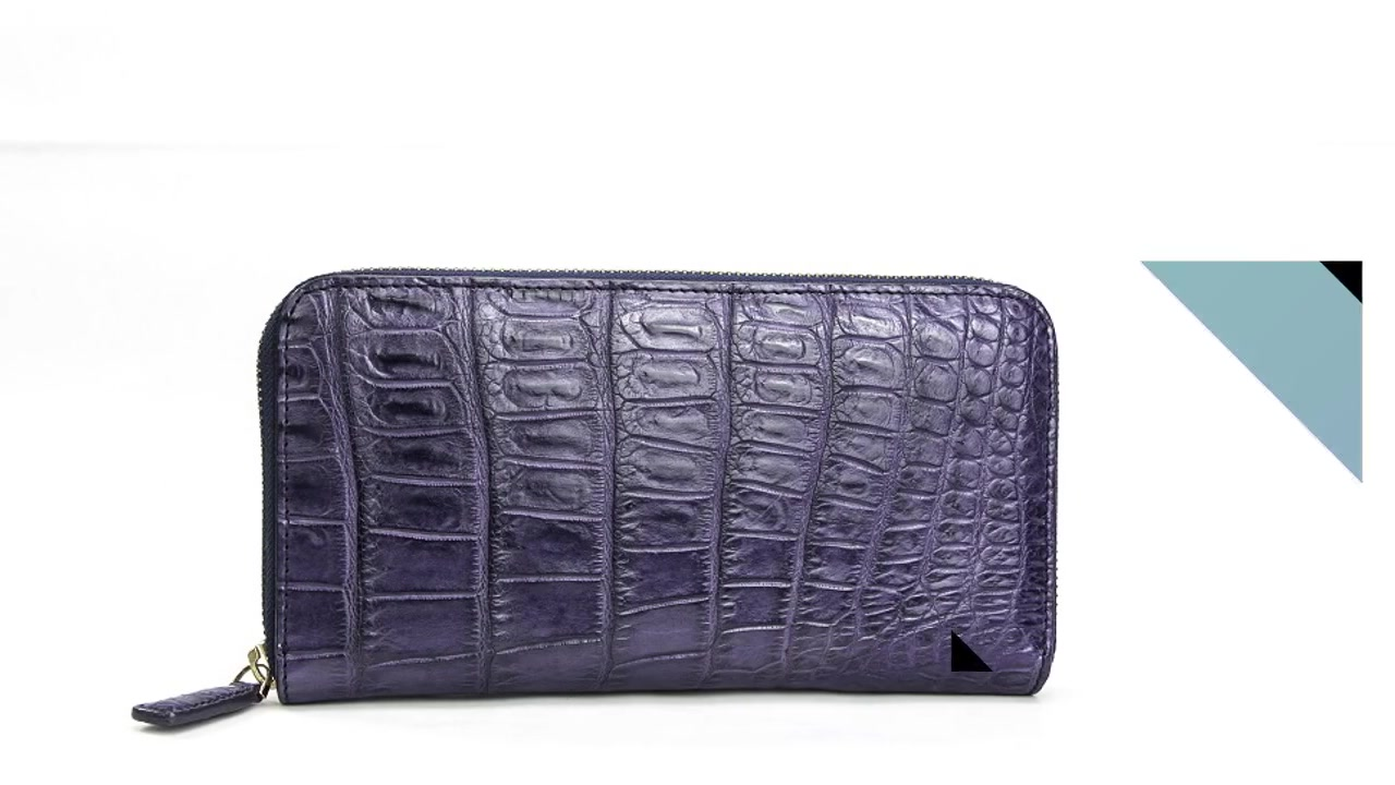 Professional Luxury women wallet manufacturers