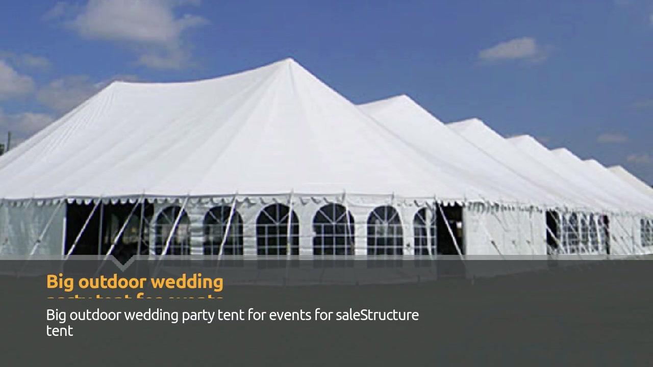 אוהל מסיבות חתונה חיצוני גדול לאירועים למכירה