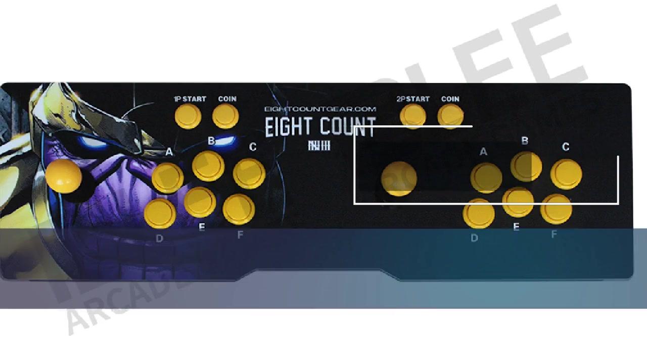 Professional Pandora's Box 9 Home Version Arcade Game Console Machine Manufacturers