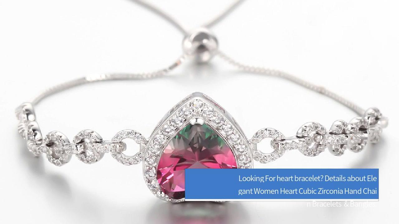 Занони шубҳаноки касбии дили кубикии Zirconia дастбандҳо ва занҷирҳои гарданбанди Fashion Jewelry 62317