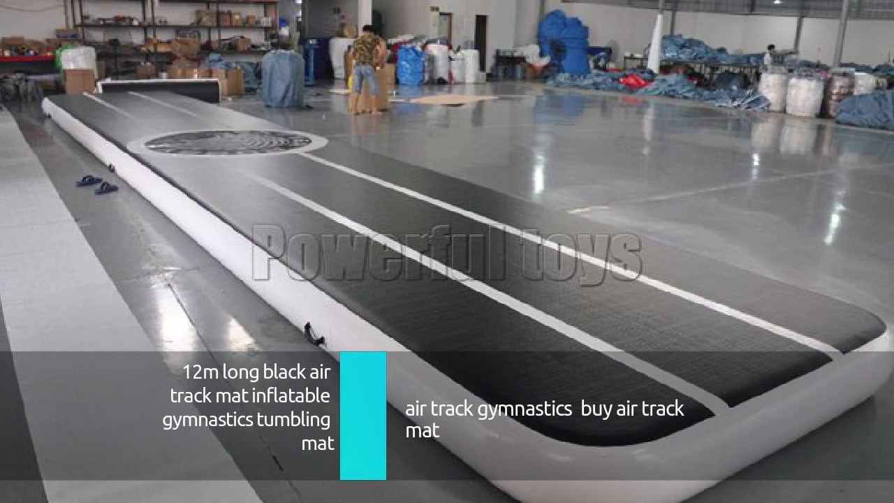 Inflatable tumbling mat at leading inflatable gym mat suppliers