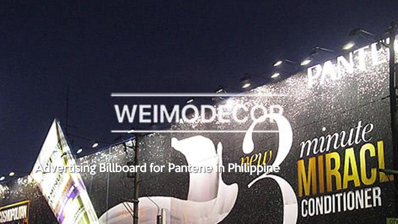 उत्कृष्ट शिमर वॉल प्रदर्शनी सजावट