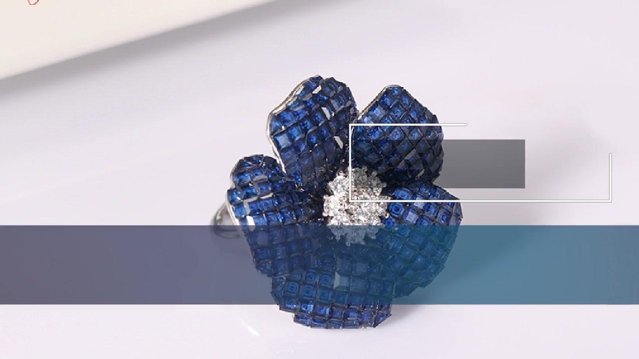 最佳时尚潮流花朵925纯银戒指供应商