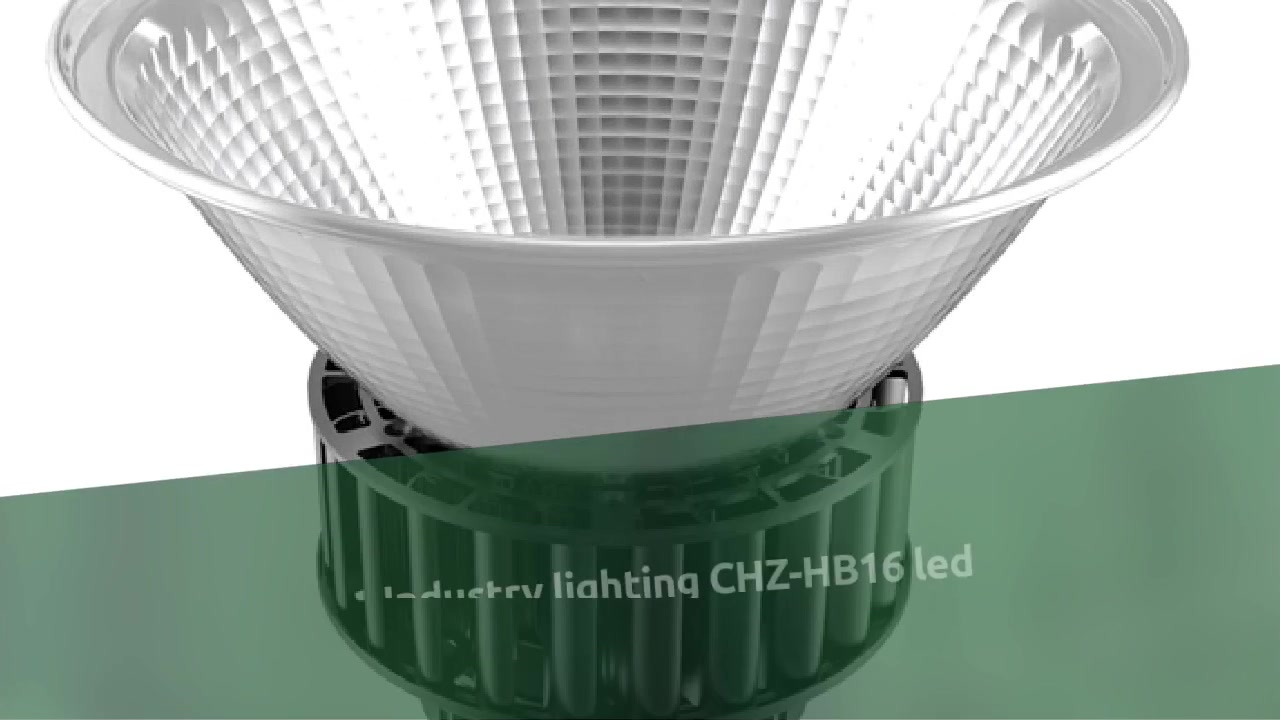 Industry lighting CHZ-HB16 led high bay light fixture
