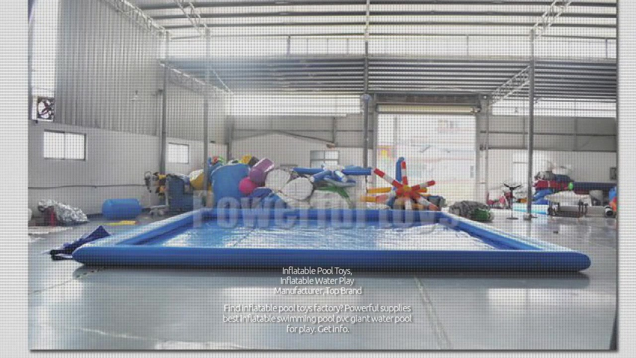 Hop-sale inflatable swimming pool for kids and adults