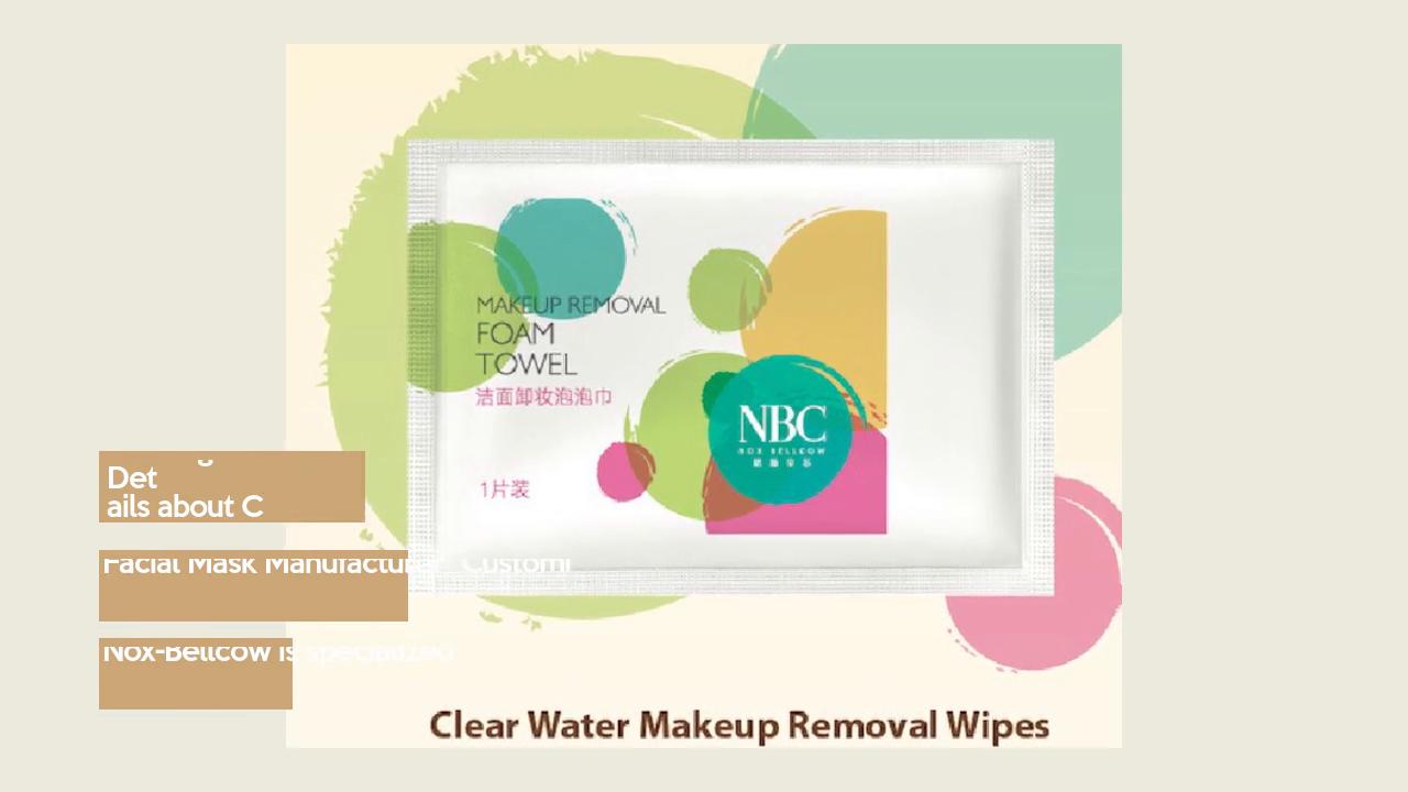 Oem Wet Tissue Price List | Nox Bellcow Cosmetics