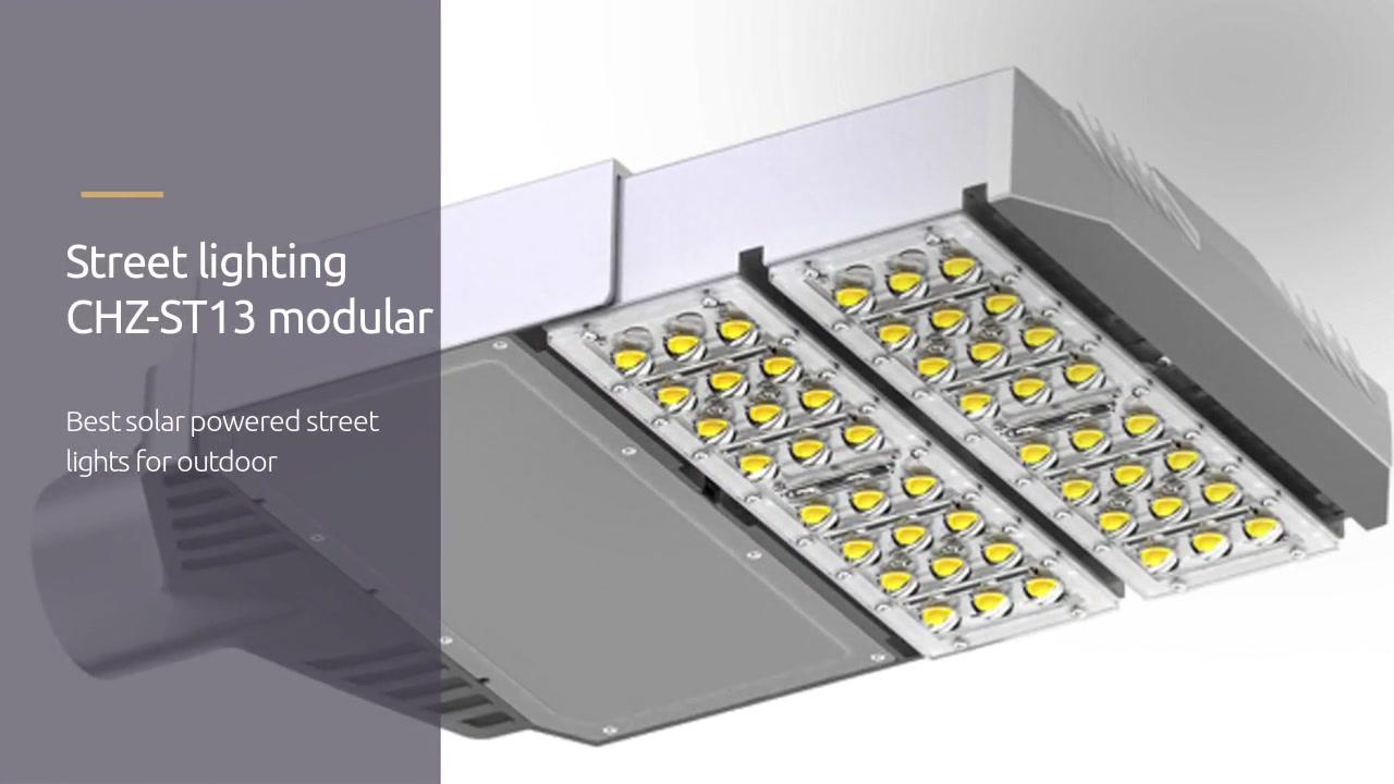 Ndriçimi rrugor Drita modulare e udhëhequr nga modulet CHZ-ST13