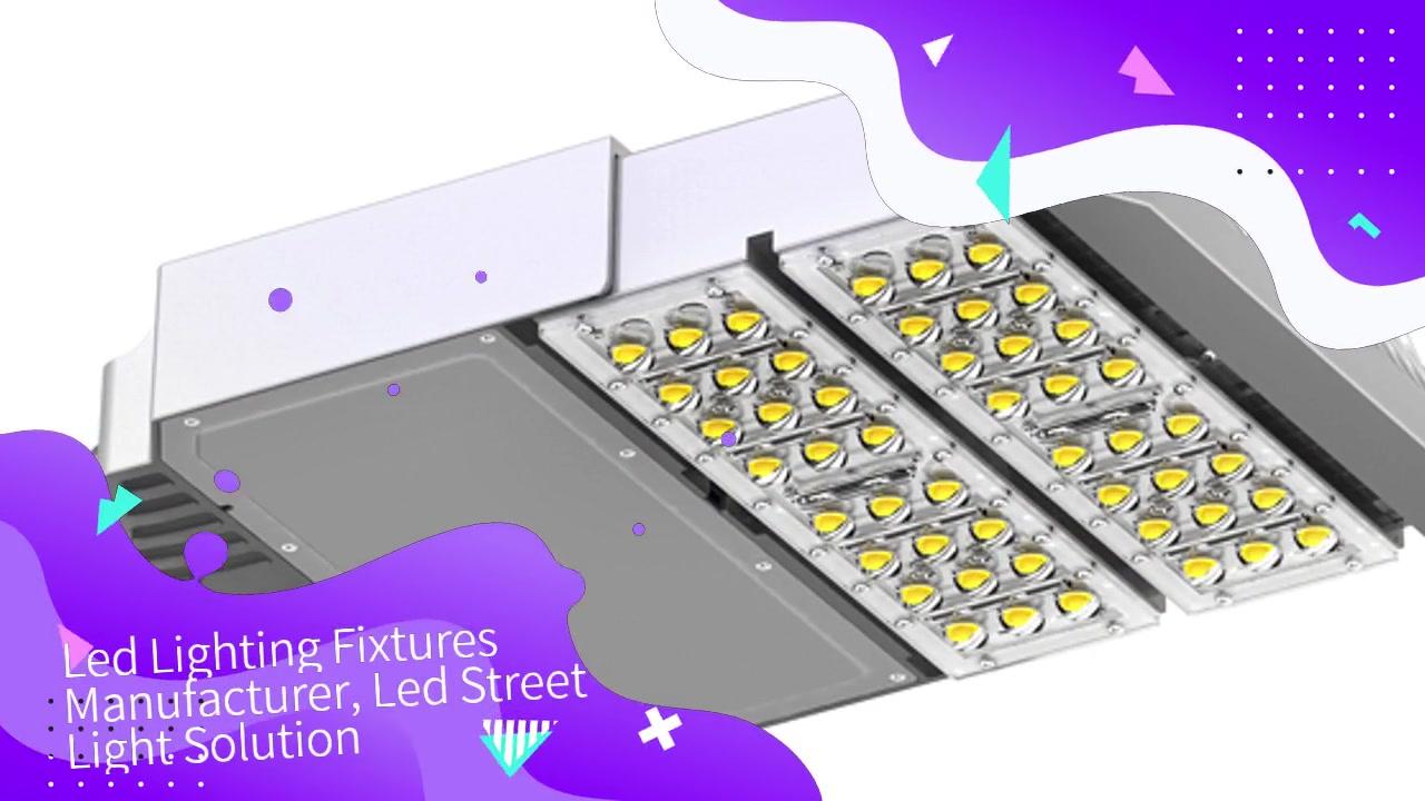 Straßenbeleuchtung CHZ-ST13 modulare LED-Straßenbeleuchtung