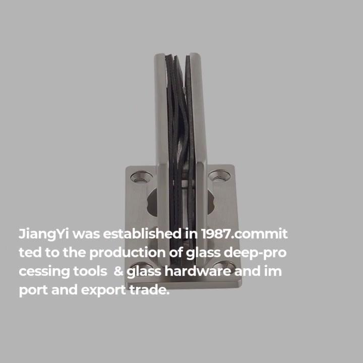 Best Door Hinge Types&Hot Sales Glass Shower Door Hinge Sh-4-t1ad   JY
