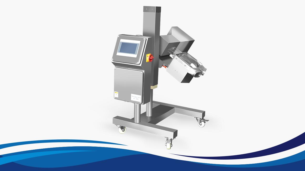 Фармацевтичен метален детектор