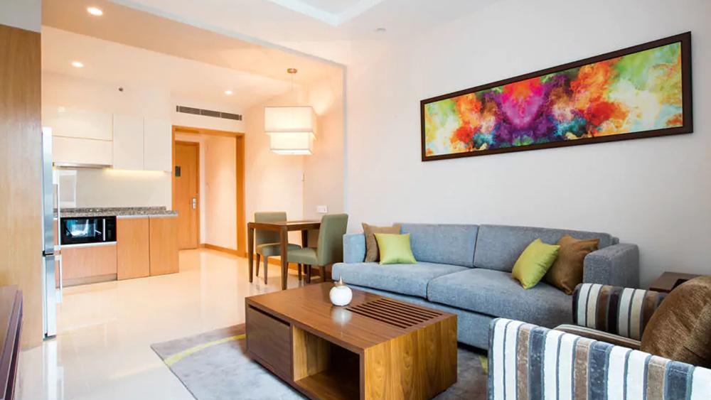 Custom made apartment furniture set with good price