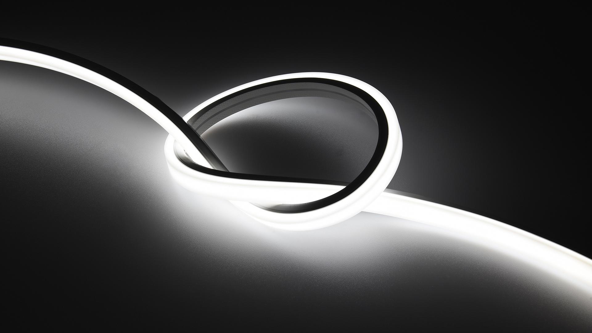 Vetical conticen silicone neon flex