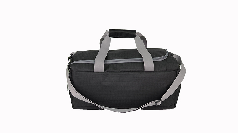 Wholesale custom durable outdoor polyester duffle bag large sport travel duffel gym bag