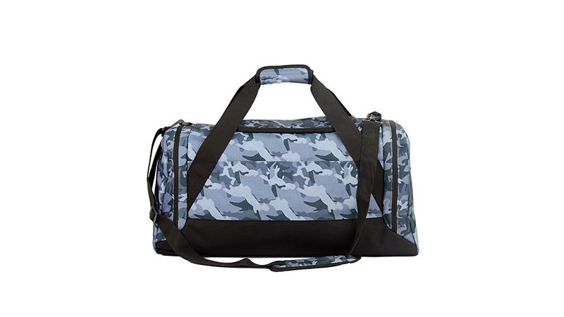 Venta caliente Personalizado Durable Poliéster Poliéster Duffle Bolsa Gran Bolso de gimnasio de viaje de viaje de viaje