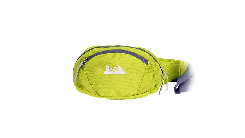 Fashion Outdoor Waist Bag Men and Ladie's Waist Bag