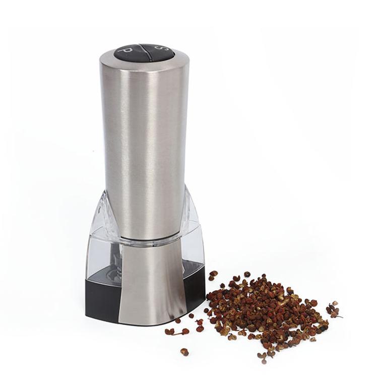 Электрическая соль для соли нержавеющей стали и мельница из перца с легким 9524