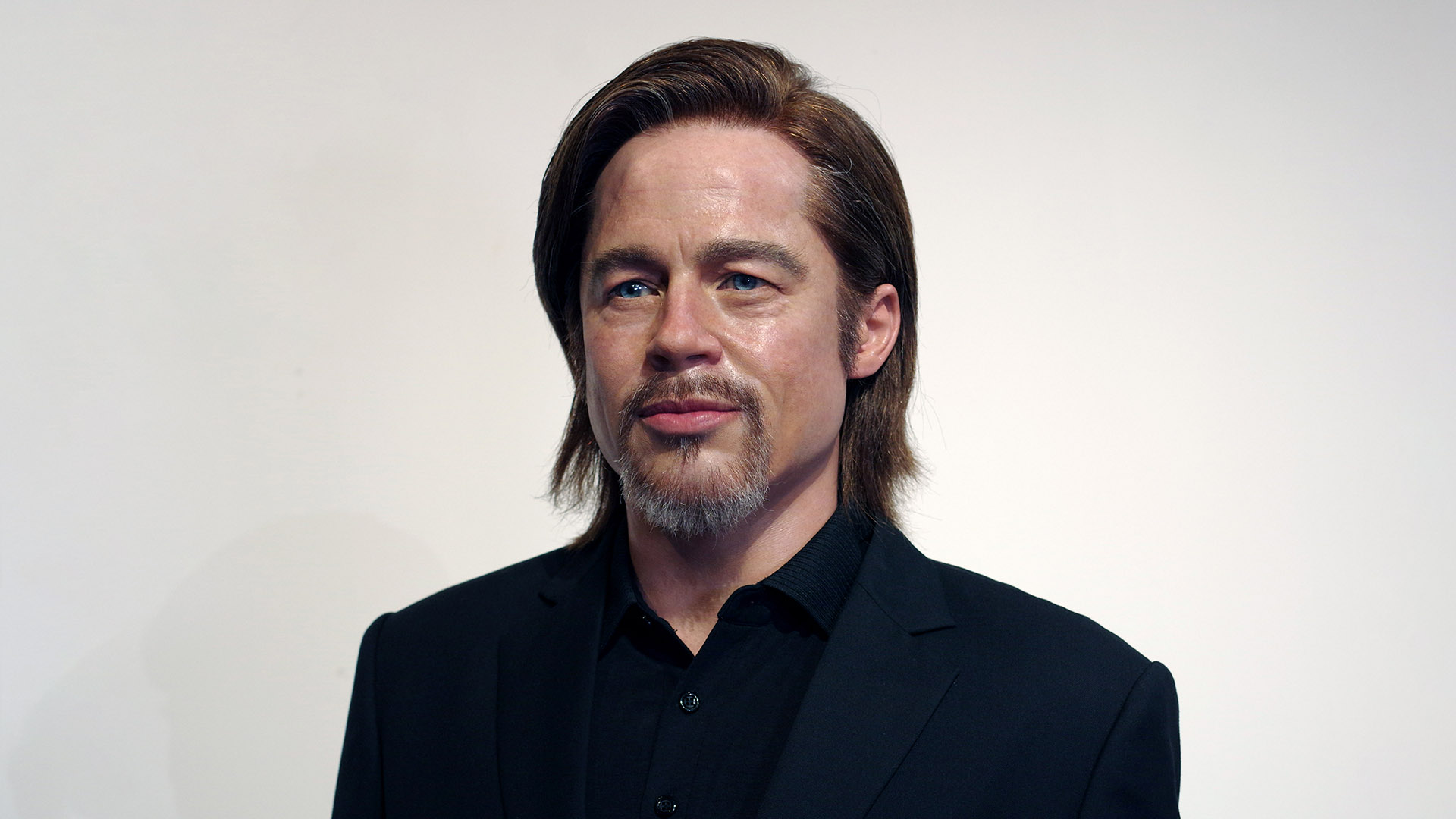 Magnificent Celebrity Silicone Wax Figure for Brad pitt