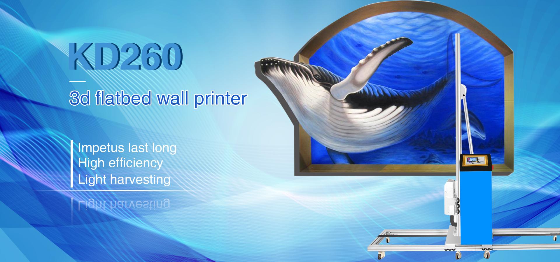Máquina de impressora de parede de fé 3D para imprimir a parede diretamente