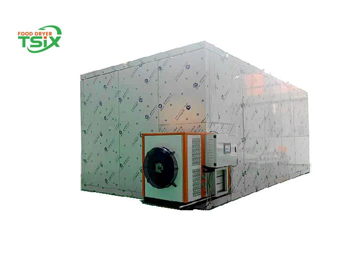 เครื่องอบแห้งสปาเก็ตตี้อุตสาหกรรมที่ดีที่สุดเพื่อพาสต้าแห้งหรือสปาเก็ตตี้ DPHG150S-G TSIX โรงงานราคา -