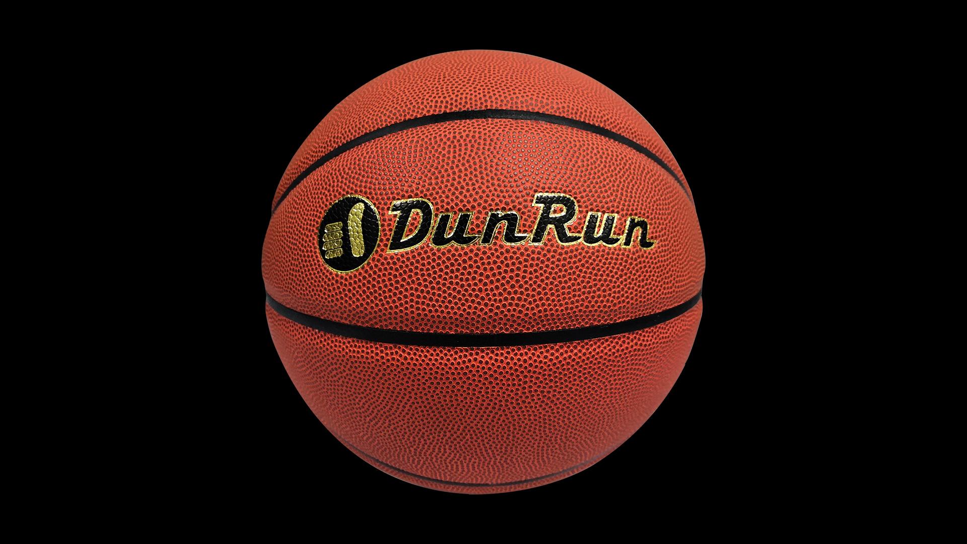 Custom High Elastic Composite Leather Basketballs