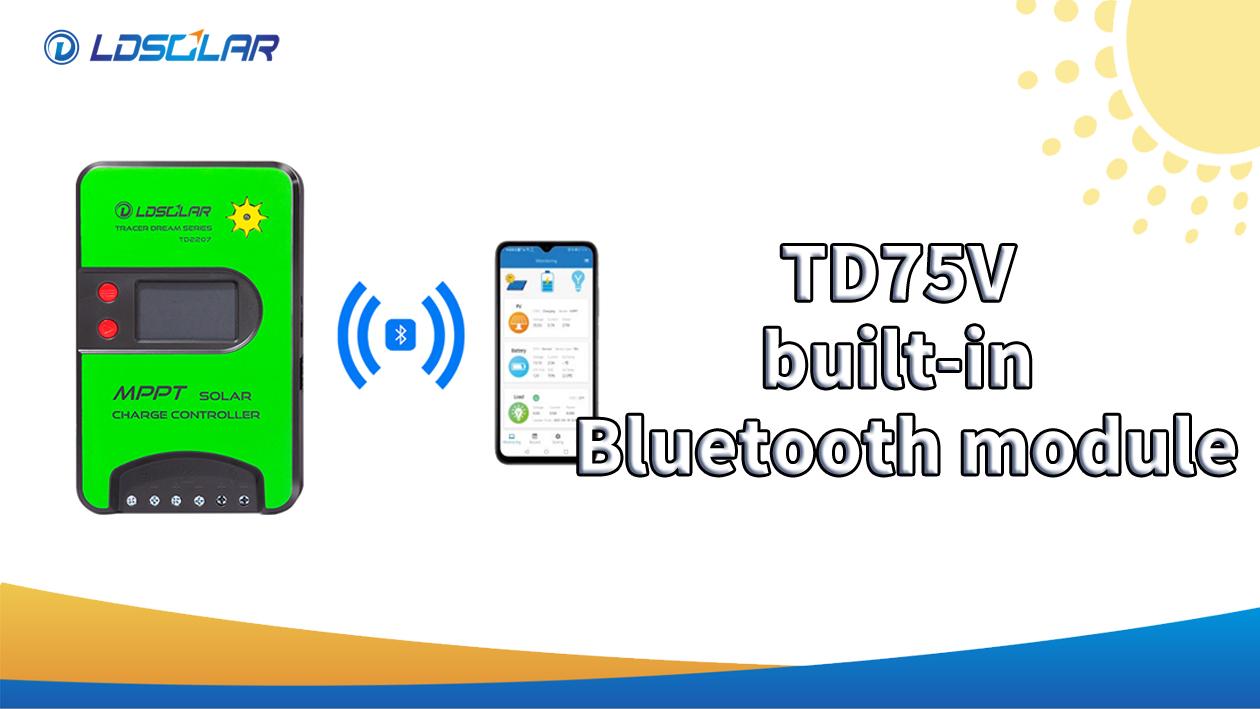 Produsen Modul Bluetooth Built-in TD75V Profesional