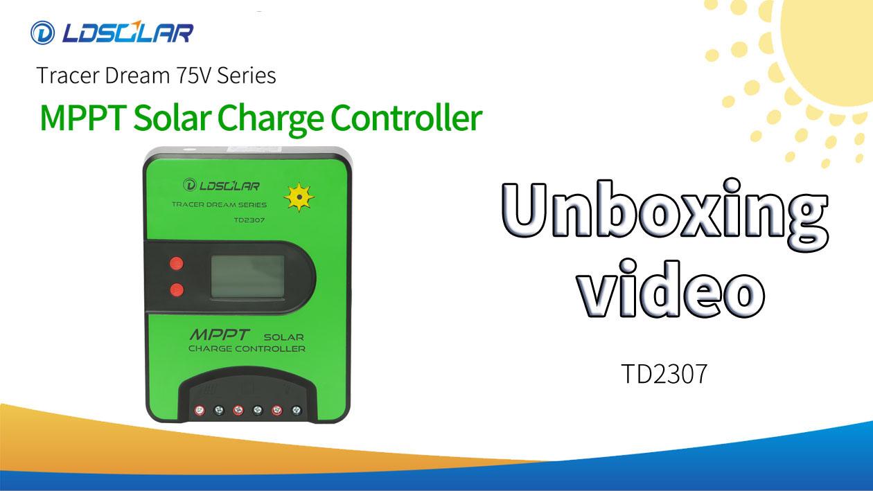 TD2307 Supplier Video Unboxing Terbaik