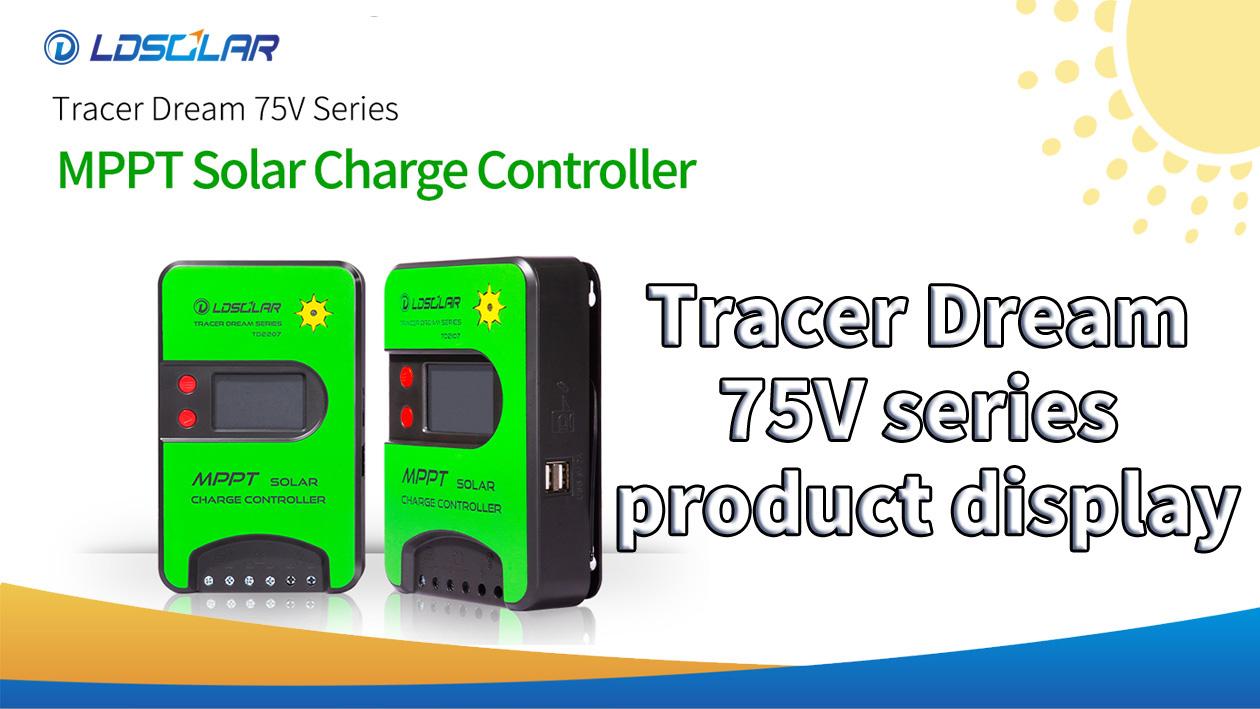 China TD75V Series Paparan Produk Pengilang -