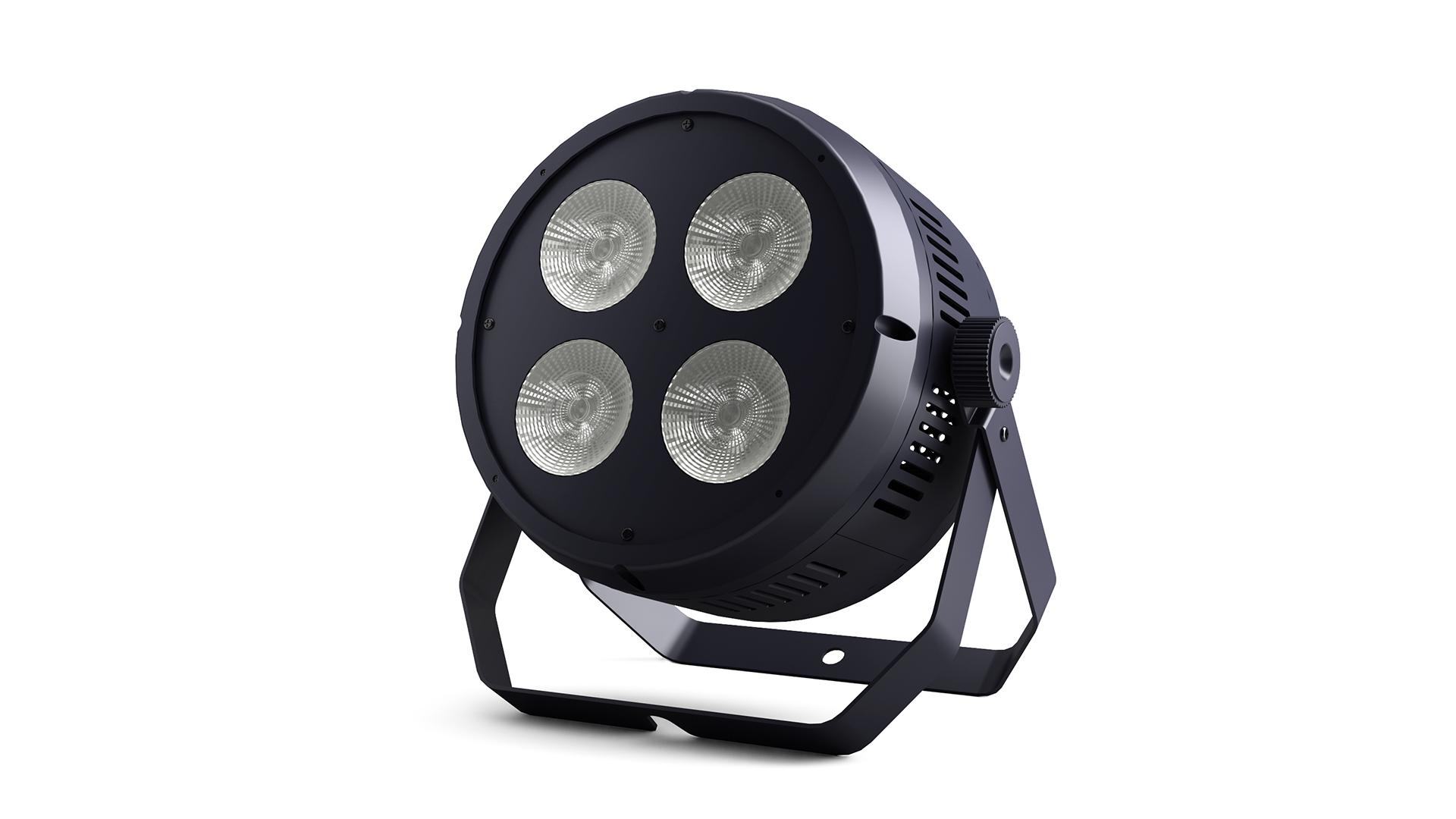 4*50W COB LED Indoor Par Light with good price - Yellow River