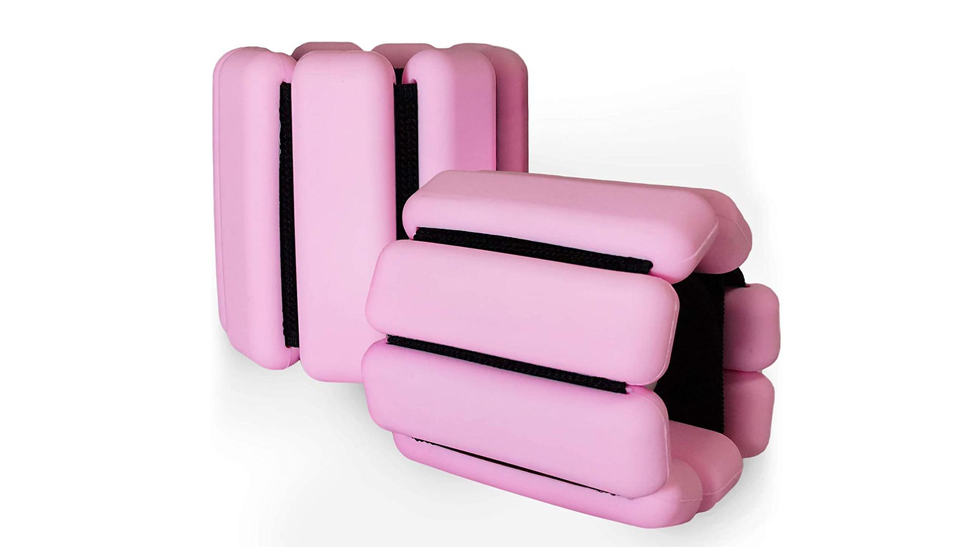 조정 가능한 손목 무게 실리콘 팔찌 팔찌 무게 운동 에어로빅 스포츠 DH-Silicone