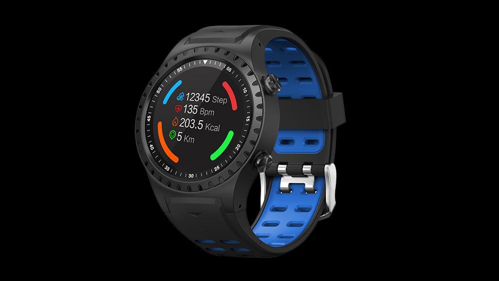 سمارٹ گھڑی لوڈ، اتارنا Android گھڑی موبائل فون انٹیلجنٹ کلائی گھڑی دل کی شرح مانیٹر Smartwatch M1